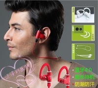 Wireless Bluetooth Headphone ROMAN S530 4.0 Sports  Sweatproof Earbuds Headset Headphone for iphone6 samsung  free shipping