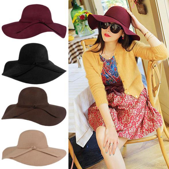 Женская шляпа от солнца Brand new Fedora 39041 женская фетровая шляпа brand new 2015 fedora cloche hat cap 6 bm890