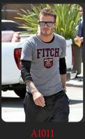2014 new fashion men's brand  men's tshirt spring summer short-sleeve T-shirt t shirt short sleeve tshirts popular in brazil