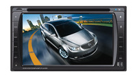 "universal 2 Din 6.2"" inch Car DVD player with GPS Navigation (optional), audio Radio stereo,video,BT/TV,800*480 DH,touch screen"