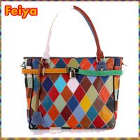 New Hot Sale Brand Fashion Vintage Genuine Leather Women's Handbag Messenger Bag Cowhide Women's Shoulder Bags