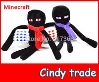 Baby toy new Minecraft toys my world JJ strange plush toy doll puppet animation afraid coolies creeper(1pcs) Free shipping ak116