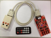 Remote controller;connected with serial port controllers;Single color    Dual color  Full color