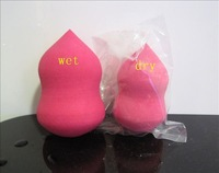 Cosmetic Makeup/ Foundation Sponge/ Hot Sale /Pro make up sponge/ PVC box packing/ free shipping