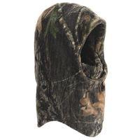 Soft fleece feels nice against skin Use as a face mask, hood or neck gaiter Adjustable