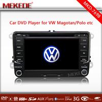 3G wifi USB Host Car Radio Player For VW Tiguan/Golf/New Polo/Skoda/Touran/Bora series with DVD,GPS,Ipod,Radio,BT+Free shipping