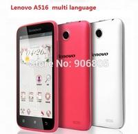 Original new Lenovo A516 dual sim dual core Android smart phone