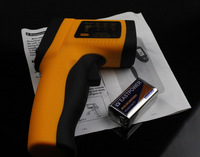 Non-Contact Laser Gun Infrared Digital IR Thermometer Automatic thermometer Free Shipping
