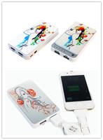 12pcs/lot Free Shipping Real High Capacity 5200mAh Dual USB Universal Power Bank