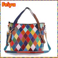 HOT!!! 2015 High Quality Vintage Messenger Bags Genuine Leather Lady Handbag, Fashion Women Shoulder Bag