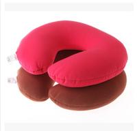 2014new U type neck protection pillow foam particle nano filler neck pillow cervical pillow portable travel pillow