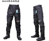 2014 NEW Motorcycle Racing pants DUHAN DK002 Motorcycle pants ride pants M  L  XL XXL can choose