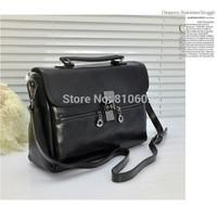 2014 New winter women genuine leather shoulder bag  handbag  natural leather to tes women messenger bag free shipping