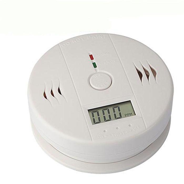 Selljimshop Smoke Poisoning Gas Carbon Monoxide Security Sensor Alarm Detector Tester(China (Mainland))