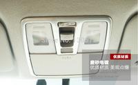 IX25 ABS Chrome Reading light frame Cover For Hyundai ix25