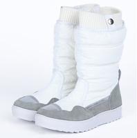 women ankle flat boots heels platform chaussure femme down snow boots snowshoes winter bottes BW65