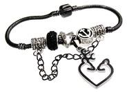 Snake Chain 20CM Browning Deer Link Bracelets 1PCS Charm BEADS Europe Bracelet