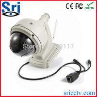 Sricam AP006 Wifi Wireless PTS IR Cut Waterproof Outdoor ip Speed Dome Camera Security CCTV Camera 4mm Lens network camera