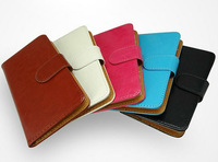 2014 Free Shipping   Flip Leather Case Cover with stand For  Philips  Xenium w6500  Phone Free Drop Shipping