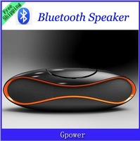 MS206 Bluetooth Speaker Wireless mini speakers  TF card AUX Mic for phone listen music for sport bicycle Travel free shipping