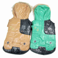 New Fashion FG  jacket style pet dogs winter coat Free shipping dogs clothes