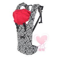 4 season cottonbaby kangaroo carrier 2015 cheap  newborn baby carriers black&white print baby backbags 3 colors