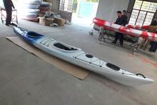 hot selling plastic Fishing sit in sea Kayak With UV Inhibitors(China (Mainland))