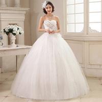2014 luxury diamond tube top wedding dress princess straps wedding dress