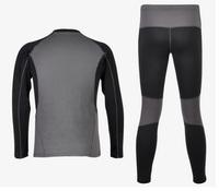 2014 new brand coolmax Men's Outdoor sports thermal underwear winter Hot-Dry technology surface leisure long underwear ML XL XXL