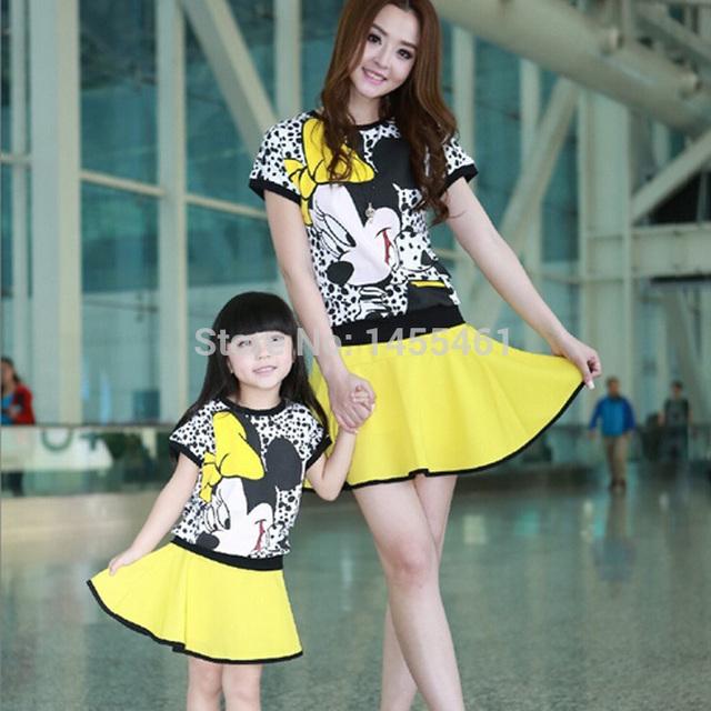 Aliexpress.com: Comprar Verano 2014 Minnie mouse camiseta + ...