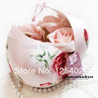 Wholesale ZQ-50 Floral Big Massage Silk Bra Anti Allergy Bras Pushup Bra Women Sexy underwear Free Shipping