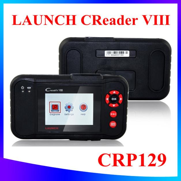 Original Launch X431 Creader VIII = CRP129 = CRP123 and CResetter Oil Lamp