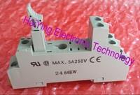 P2RF-08-E  relay socket  OMRON   New and original