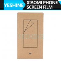 Original Xiaomi Screen Protector For Hongmi Note MI2 M2S MI2S Phone HD Glossy Transparent  Screen Protective Film