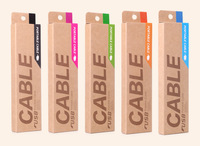 Paper Retail box package Universal Packaging box for iphone 6 6 plus 5 5s samsung galaxy usb cable