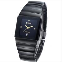 Dom watches men luxury brand Military Watch Quartz dive 200m relogio masculino Full ceramic women dress men Business Wristwatch