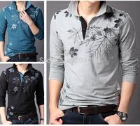 C211 New Fashion Mens Luxury Casual Slim Fit Stylish Shirts 3 colors 4 us size