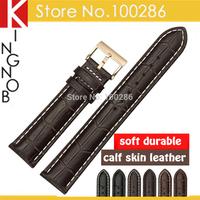 Watchbands 14mm 16mm 18mm 19mm 20mm 21mm 22mm Watch Band Black Brown Leather Watch Strap Watch Bracelet Belt for Hours Men Women