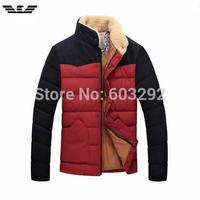 2014 Hot sale men down coat!Fashion jacket! wholesale price!