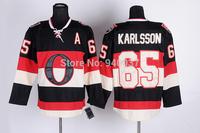 Free Shipping Cheap Discount Authentic Ottawa Ice Hockey Jerseys #65 Erik Karlsson Jersey Wholesale Mixed Order