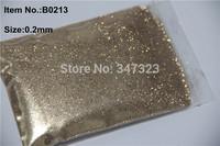 0,2 мм 008 размер сверкающих неоновые rainbown персиковые цвета блеск порошок 50г/сумка