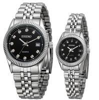 new design quartz wristwatch for lovers fashion wristwatch drop shipping wholesale christmas gift 2014 sale T165