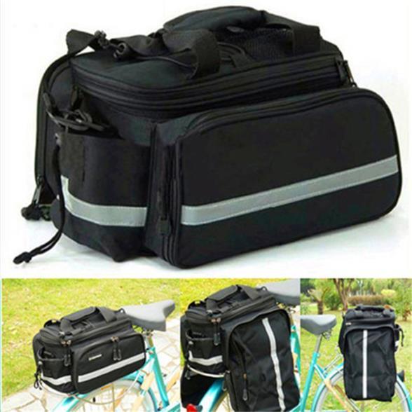 New Cycling Bicycle Bag Bike Pannier Front Messenger Handlebar Bag For Camera Holder(China (Mainland))