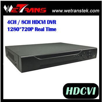 Original DAHUA HCVR5104H-V2 Full HD 720P 4CH HD CVI DVR Mobile DVR H 264(China (Mainland))