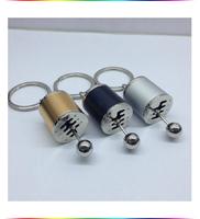 "Free Shipping ""Gearbox"" AUTOART Full Metal Keychain Tuning Keyring Auto Keychain"