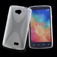 8 colors new TPU gel Case Cover Skin For LG F60 X Line Soft Matte Cover