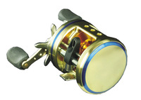 freeshipping 4+1BB CNC bait cast reel ca seires cold forged 6061 aluminum frame