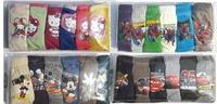 MW007 Free Shipping 2014 Hot Selling Baby Boys& Girls Underwears Children Cartoon Briefs Kids Cute Panties 6Pcs /Lot retail