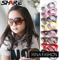 2pcs/lot NEW 2014 Child UV protection Fashion Sunglasses Baby Girl&boy Kids oculos de sol Cute chiledren glasses jwf-012