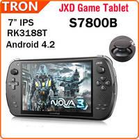 7 Inch IPS Game PAD RK3188T Quad Core Joystick GamePad JXD S7800B 1280*800 2G RAM 16G ROM Android 4.2